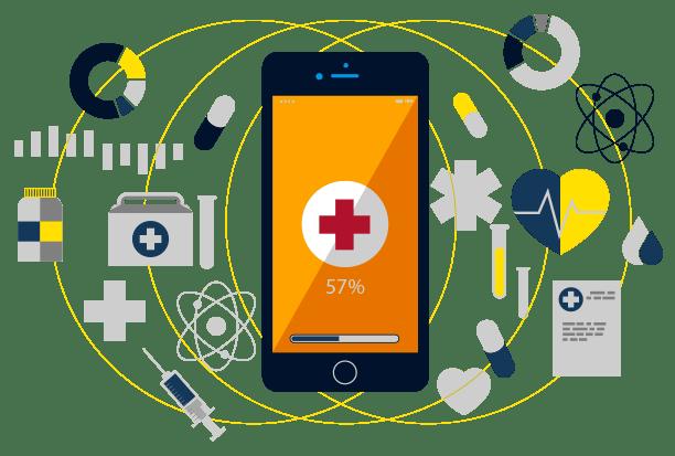 تصميم مواقع المستشفيات وعيادات الأطباء